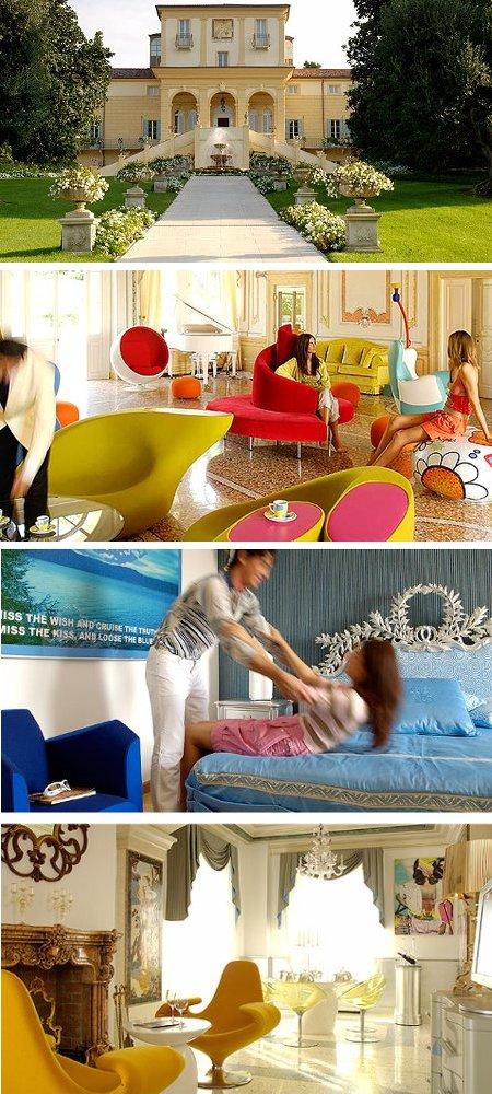 M & Co: Villa Mista - Byblos Art Hotel